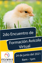 2do Encuentro de Formación Avícola Virtual